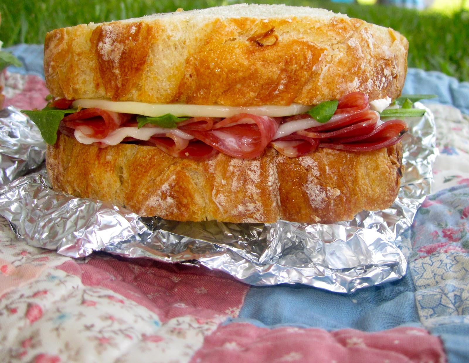 Italian Sub Sandwiches