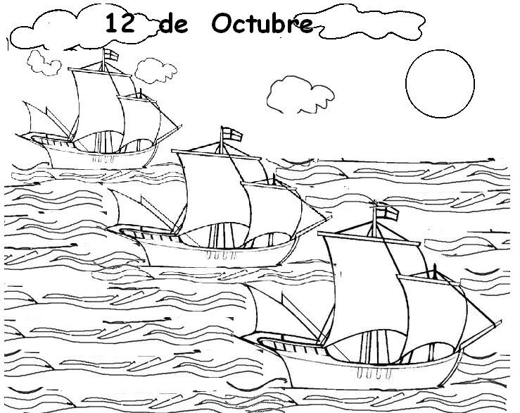 Docenteszona24: Dibujos para colorear Octubre
