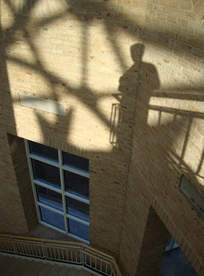 Shadow Pic at the Fernbank Museum of Natural History
