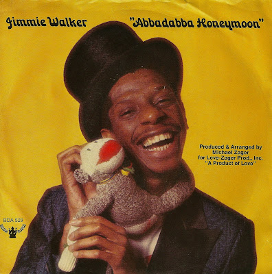 Jimmie J.J. Walker - Abbadabba Honeymoon