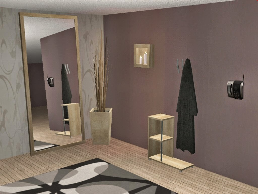 simplified: sims 2 loco series - garderobe, Badezimmer ideen