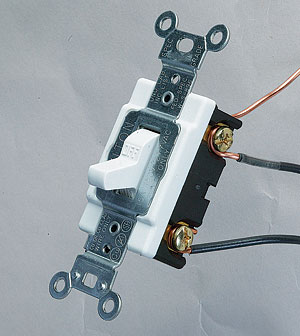 changing a household single pole switch how to change a single changing a household single pole switch