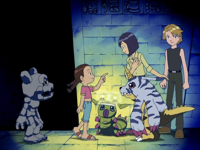 Digimon World Tour Part