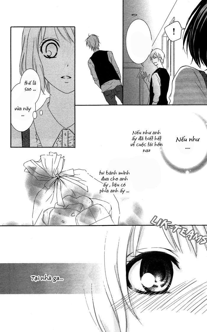 Kanojo ga Kare ni Ochiru Riyuu chap 3 - Trang 29