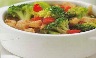 Brokoli Tumis Hoisin Khas Kalimantan Selatan