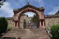 Cementiri modernista de Comillas