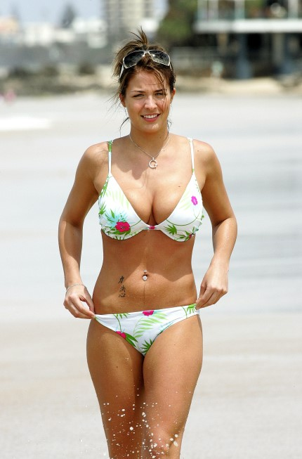 gemma atkinson in bikini pics