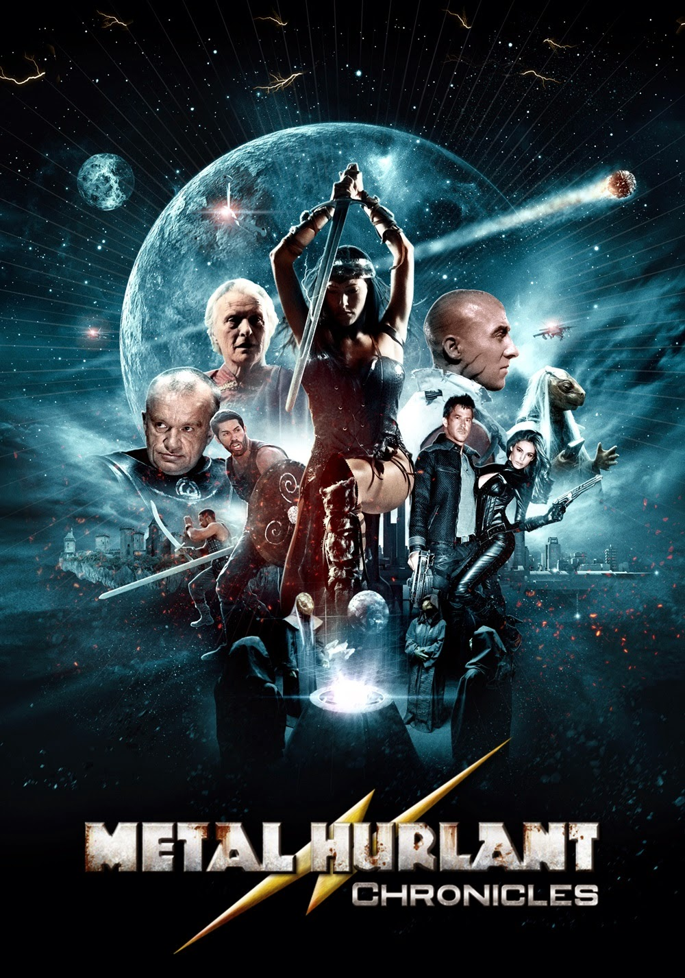 Capitulos de: Metal Hurlant Chronicles