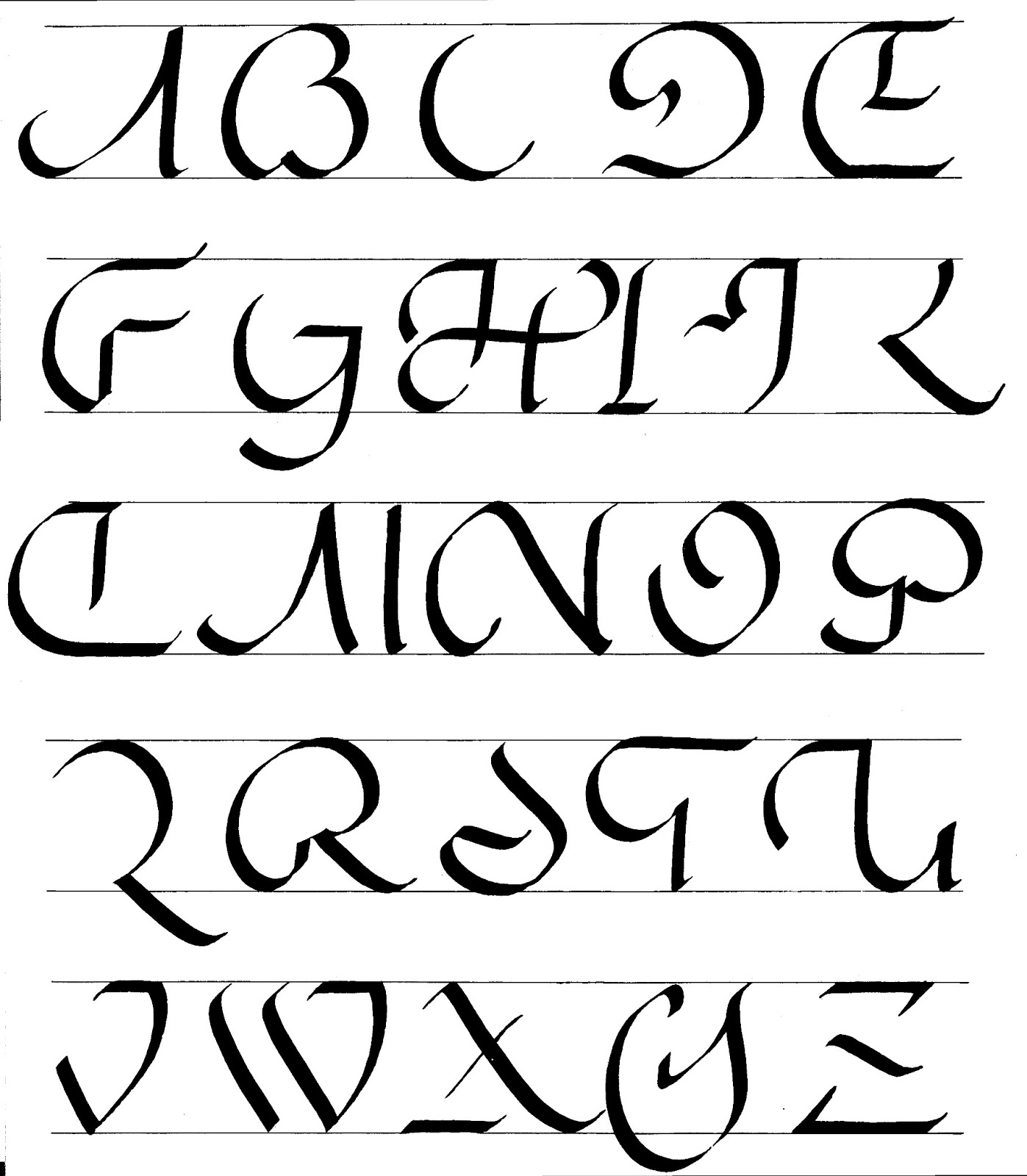 How To Draw Cool Letters Like the letters,