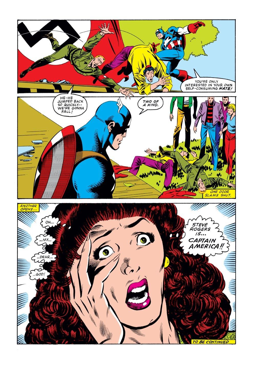 Captain America (1968) Issue #275 #191 - English 23
