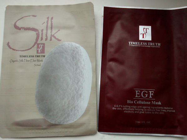 Quick Post: Timeless Truth Face Masks*