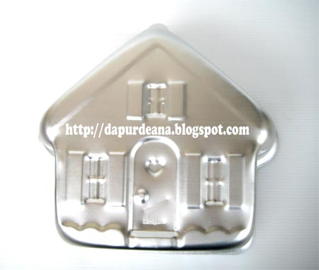 dapur Deana: House Cake for Beloved Papa