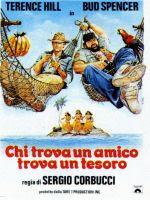 El que encuentra un amigo, encuentra un tesoro. Película completa en español con Terence Hill y Bud Spencer