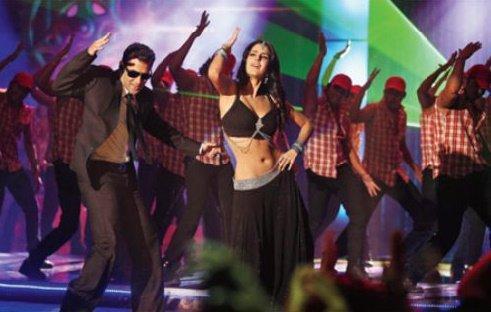 Salman Khan & Katrina Kaif Dancing @