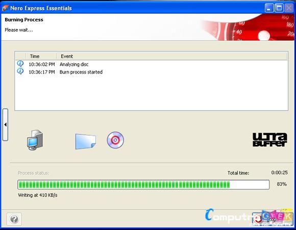 Burn ISO File to CD/DVD Using Nero