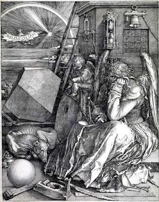 Albrecht Dürer - Melancolia