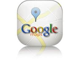 google maps app