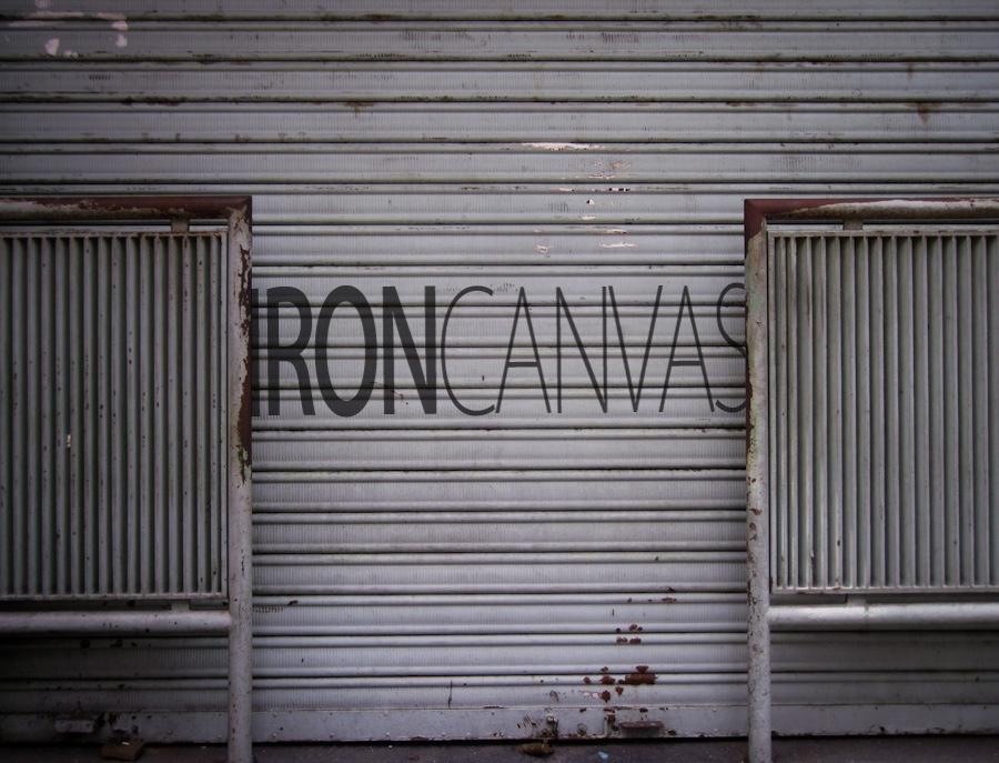Iron Canvas   1