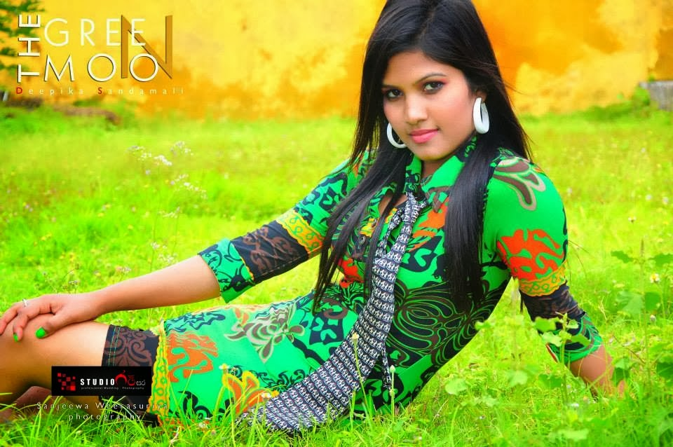 Deepika Sandamali new model
