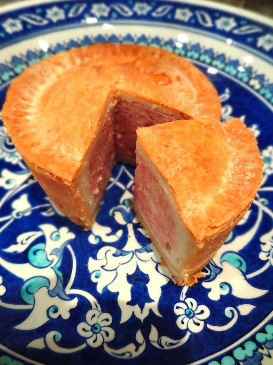 images How to Make Melton Mowbray Pork Pie