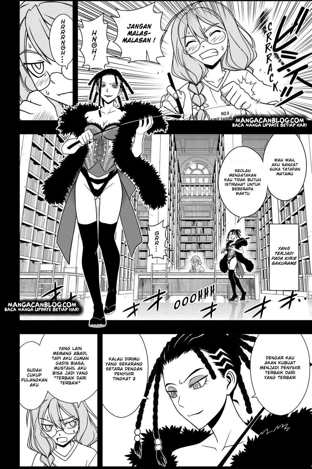 Komik uq holder 082 - semuanya sulit 83 Indonesia uq holder 082 - semuanya sulit Terbaru 6|Baca Manga Komik Indonesia