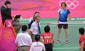 Pebulutangkis-Kena-Sanksi-Olimpiade-2012