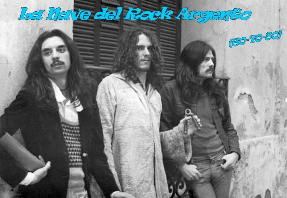 La Nave Del Rock Argento