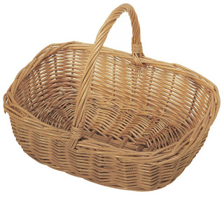 Gift Idea:  International Basket Inspirations...