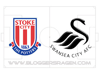 Prediksi Pertandingan Stoke City vs Swansea City