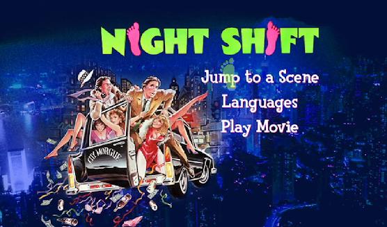 classic movies night shift 1982