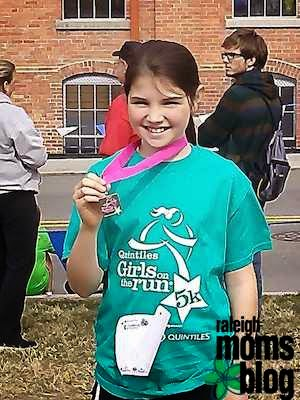 strong girls run GOTR in 5K