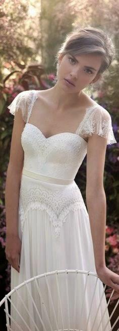 Cute white dress