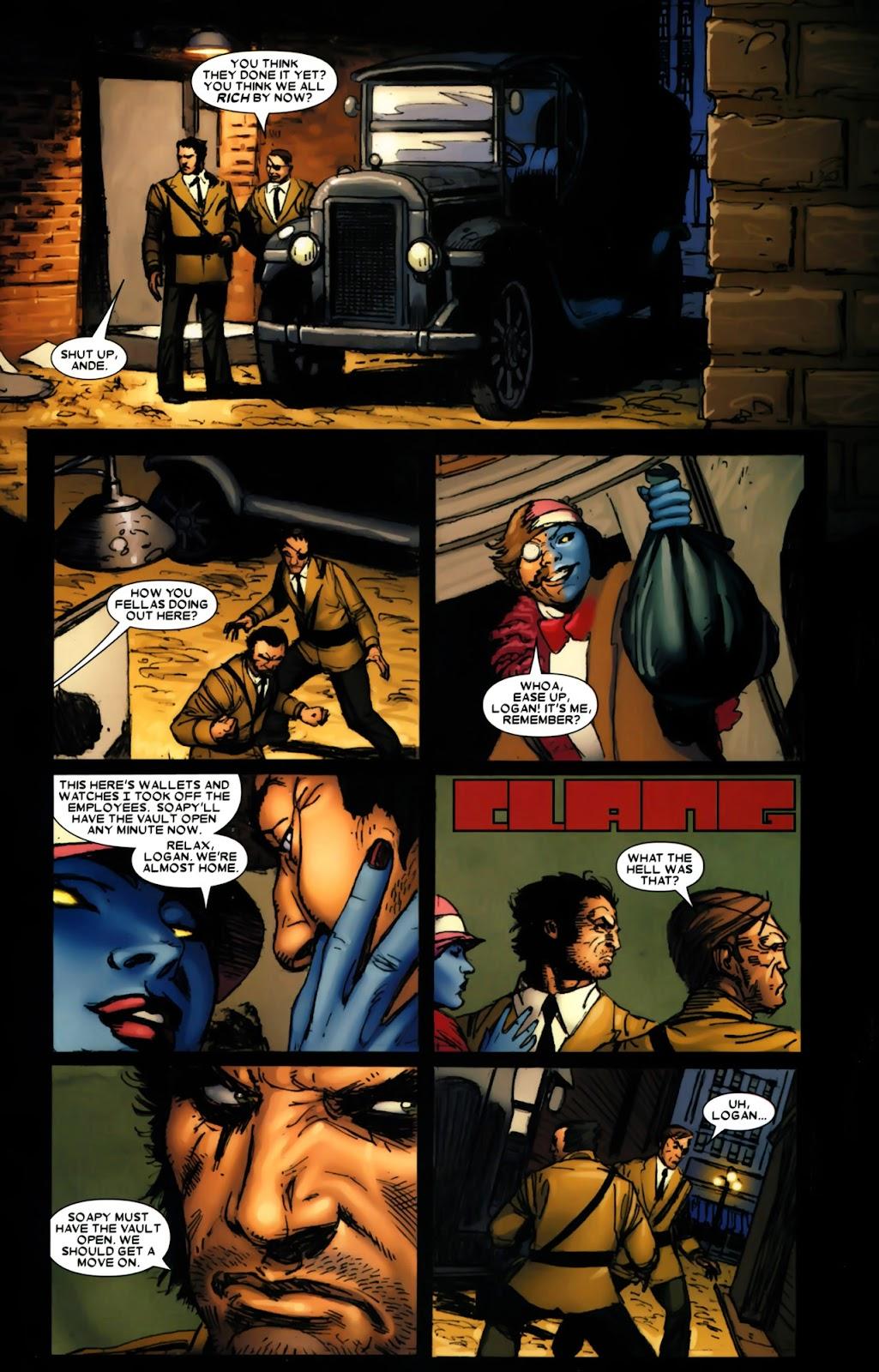 Read online Wolverine (2003) comic -  Issue #64 - 21