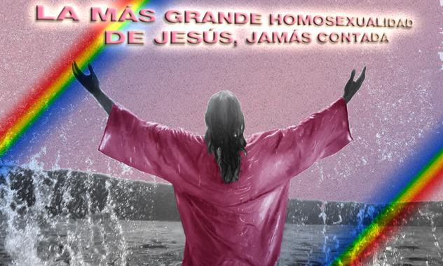 Jesús de Nazaret era gay, homosexual, joto, marica o como quieran llamarlo. He aquí la verdadera historia de la más grande historia jamás contada | Ximinia