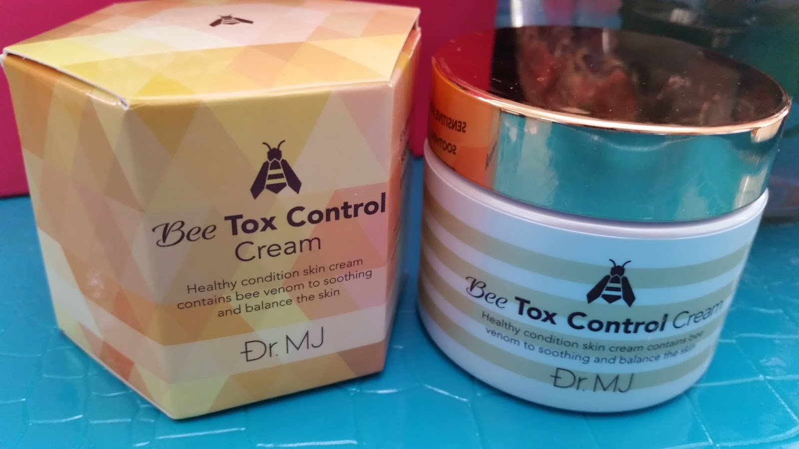 Dr. MJ Bee Tox Control Cream