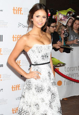 nina dobrev, nina dobrev perk of being a wall wallflower, nina dobrev tiff premiere, nina dobrev tiff photos, nina dobrev photoshoot, nina dobrev photo gallery
