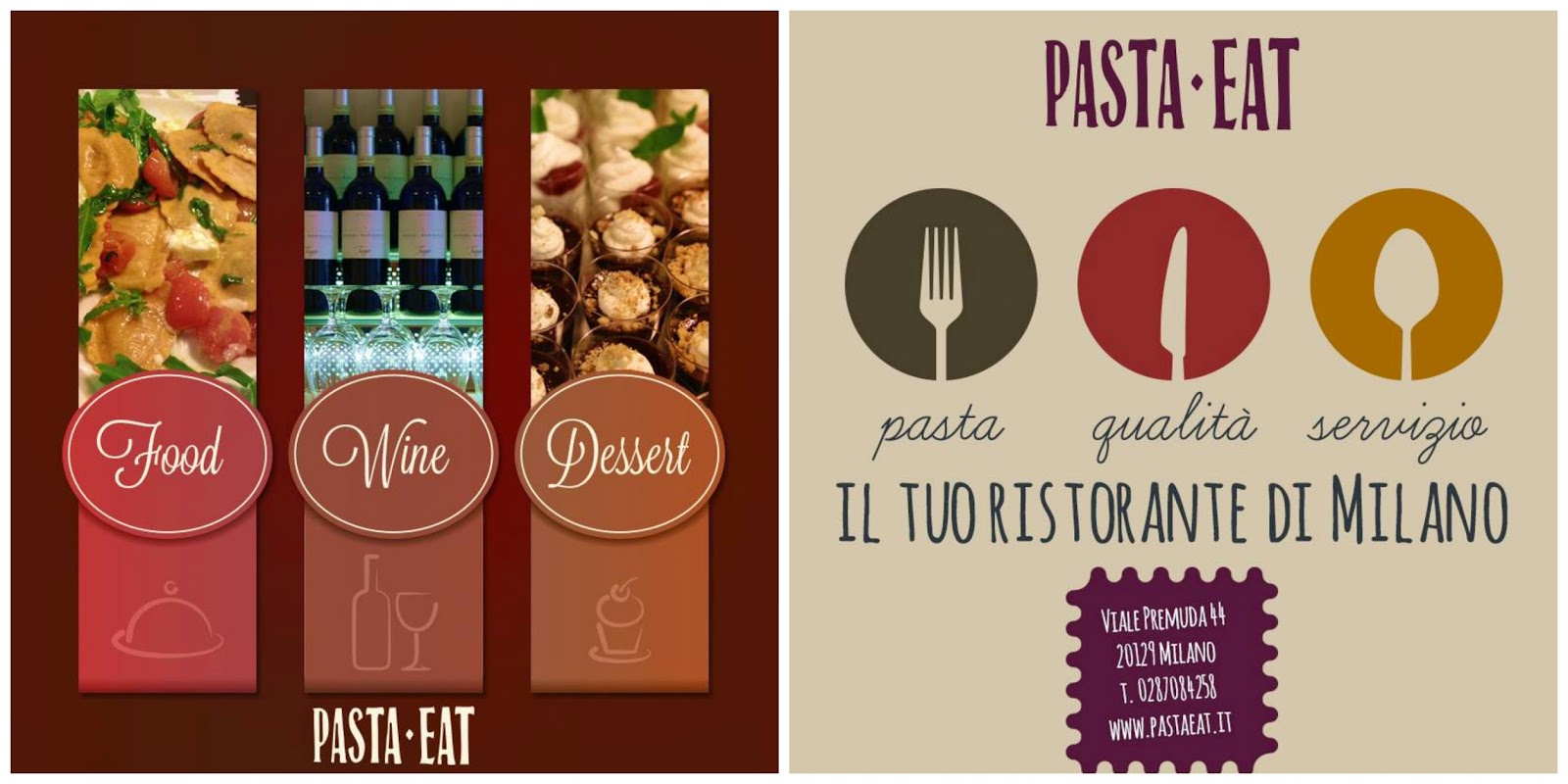 Metamorphose concept lifestyle blog pasta eat la for Pasta eat milano