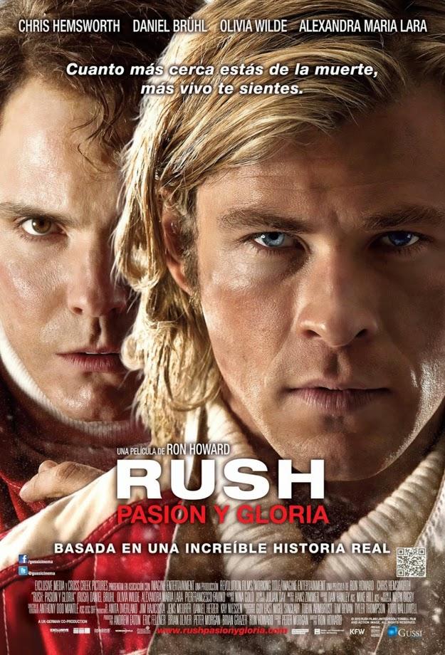 Ver Rush: pasión y gloria (2013) Online