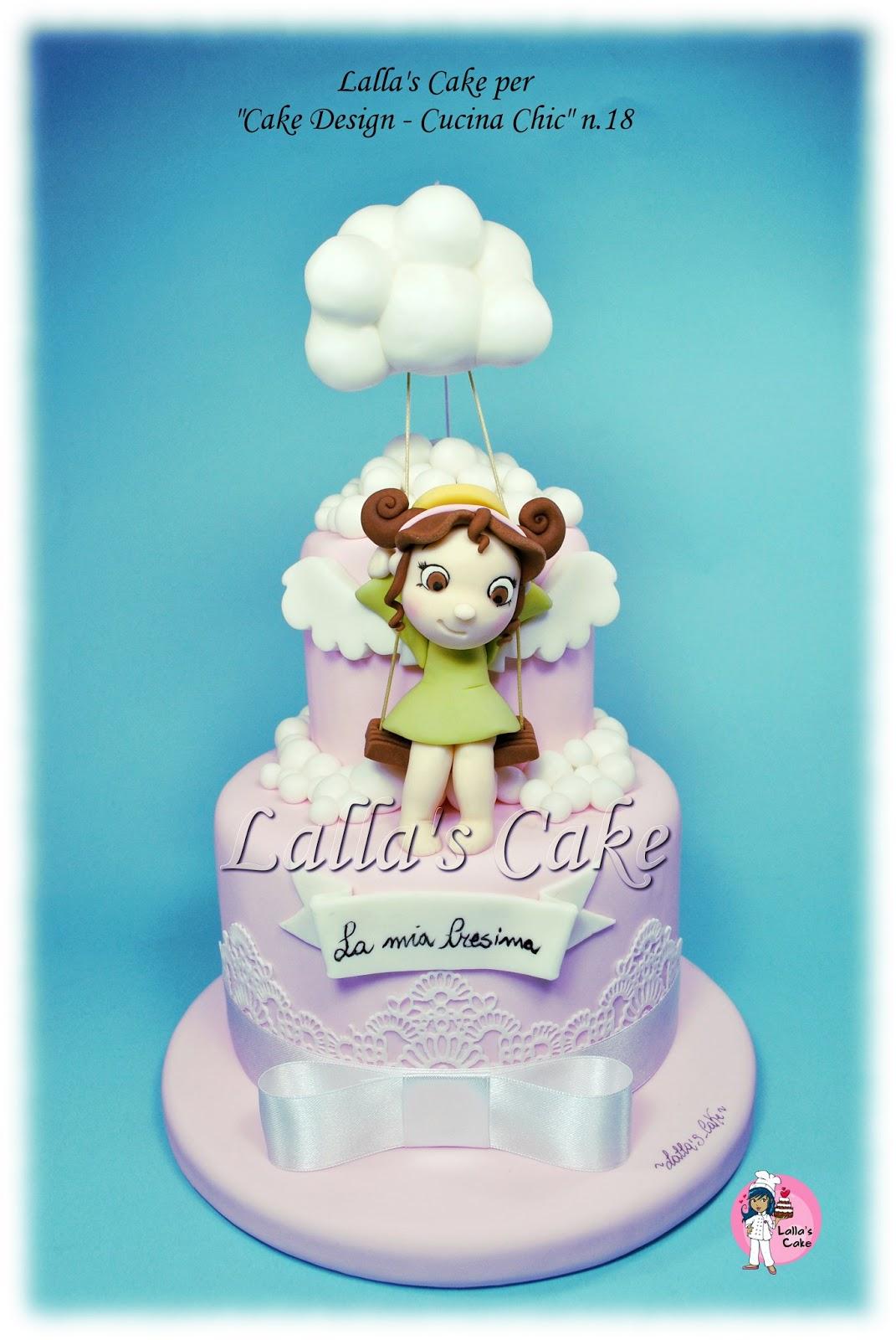 Torte decorate   Lalla\'s Cake: cake design, pasticceria e lifestyle