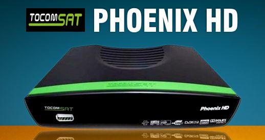 TUTORIAL CONFIGURAR TOCOMSAT PHOENIX HD BANDA C 70W – 09.11.2013