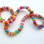 Melting mini Hama beads
