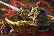 لعبة مغامرات المقاتل الصيني سانجو Sango Adventure