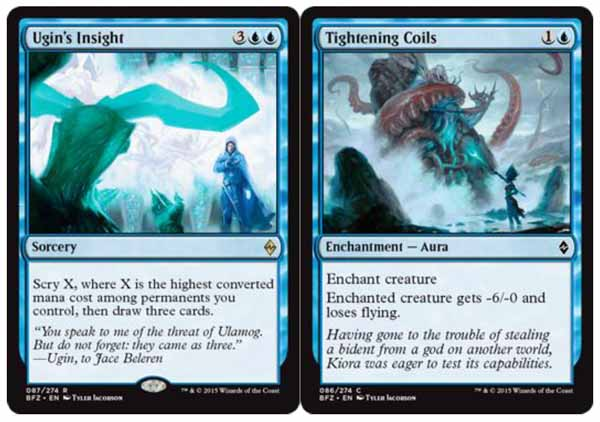 Magic The Gathering Adventures Bfz Review Part 18 Other Spells