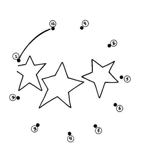 Desenho como desenhar Ligar pontos de natal pintar e colorir