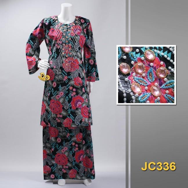 Fesyen baju raya 2013