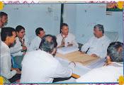 Suchit Dave with Union Cabinet Minister Shri Shree Prakash Jaiswal