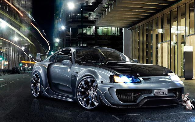 Carros Deportivos Toyota Supra