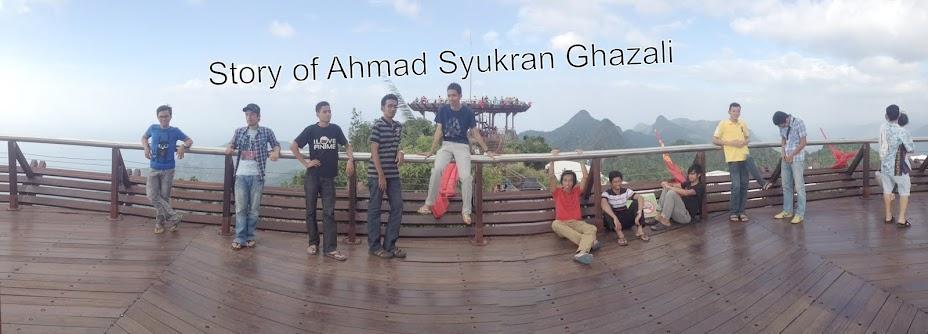 Story of Ahmad Syukran