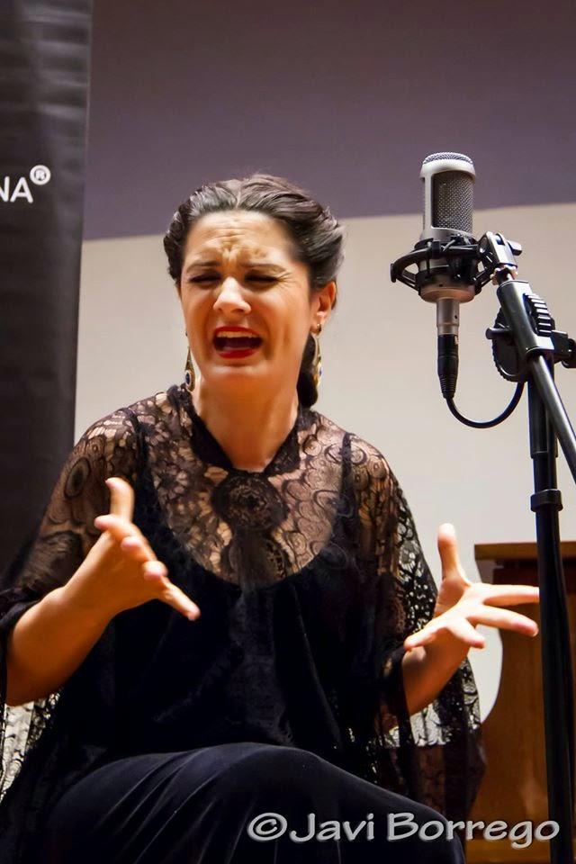 La técnica en el cante flamenco, por Alba Guerrero, segunda parte