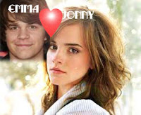 Johnny Simmons Pria Idaman Emma Watson (Hermione Granger)